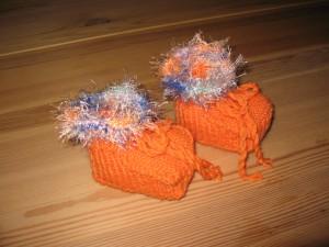 Babyfinkli orange